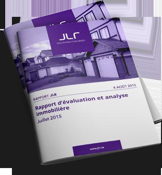 Rapport d'évaluation immobilière automatisée EVIA