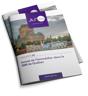 Portrait de l'immobilier dans la RMR de Quebec