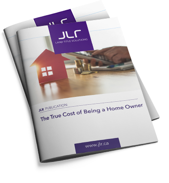 The True Cost of Being a Home Owner